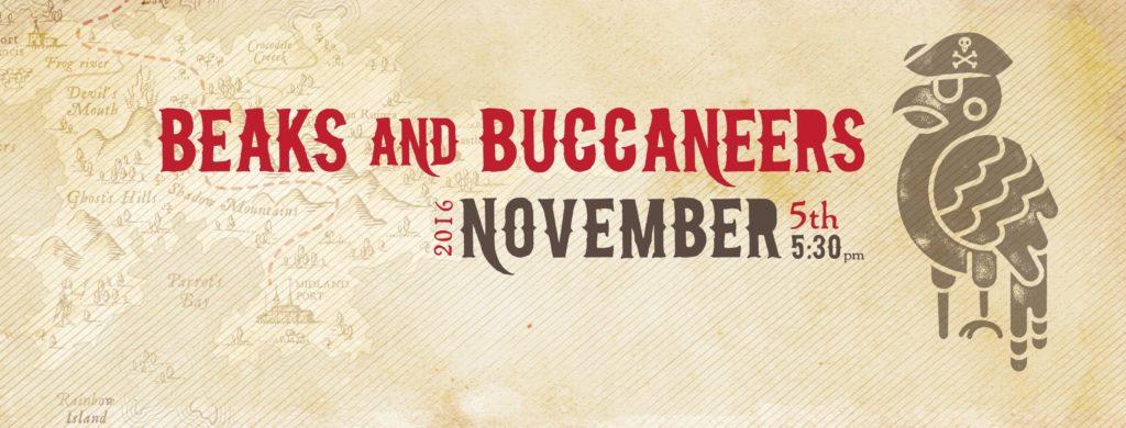 Beaks and Buccaneers